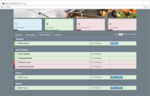 Online Services FE2: Funktionen
