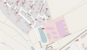 Einsatzbibliothek Straßenkarte