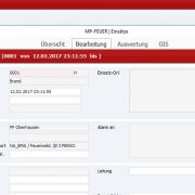 MP-Feuer Einsatzübernahme Automatisch Basisdaten