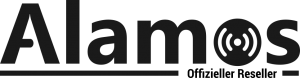 Alamos Offizieller Reseller Logo