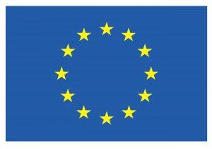 Datenschutz-Grundverordnung (DSGVO) Europaflagge