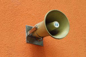 Lautsprecher, Druckkammerlautsprecher
