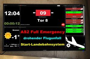 AlarmMonitor Flughafen Bremen