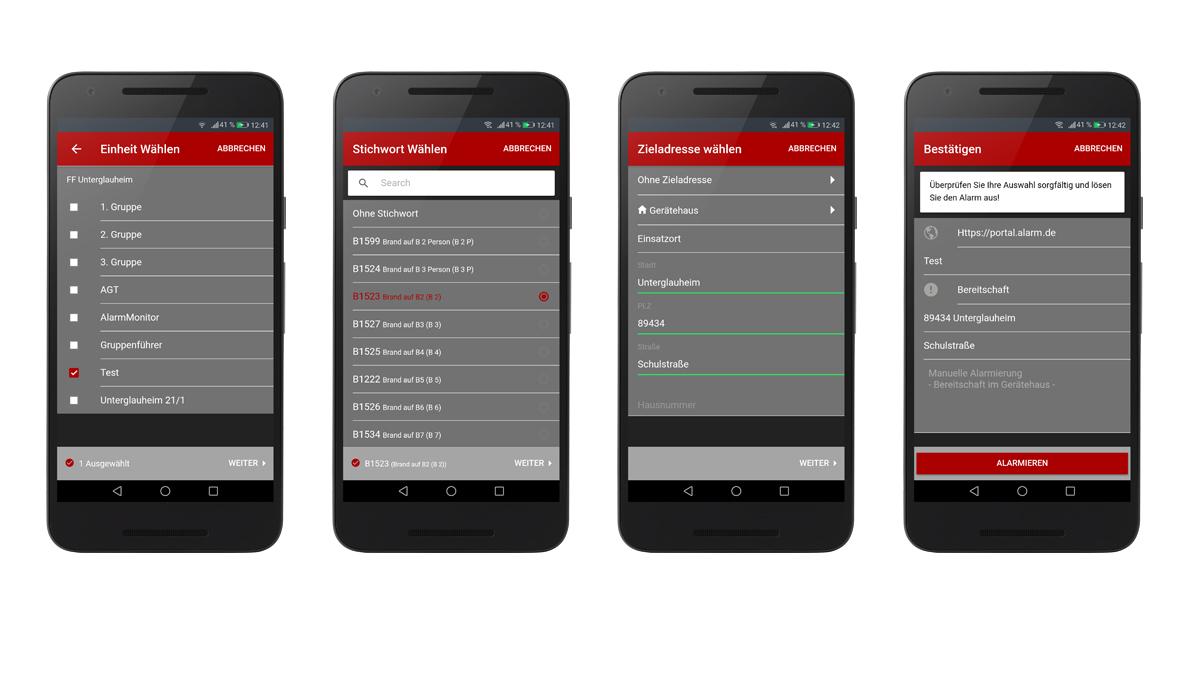 Mobile Alarmierung von Anfang bis Ende